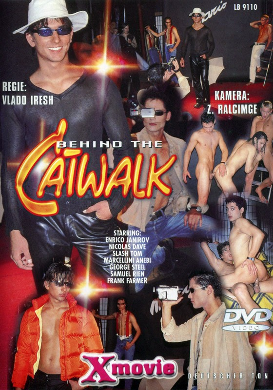 Behind the Catwalk DVD - Front