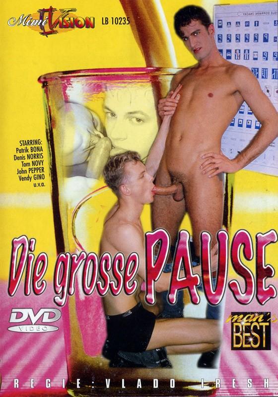 Die Grosse Pause DVD - Front