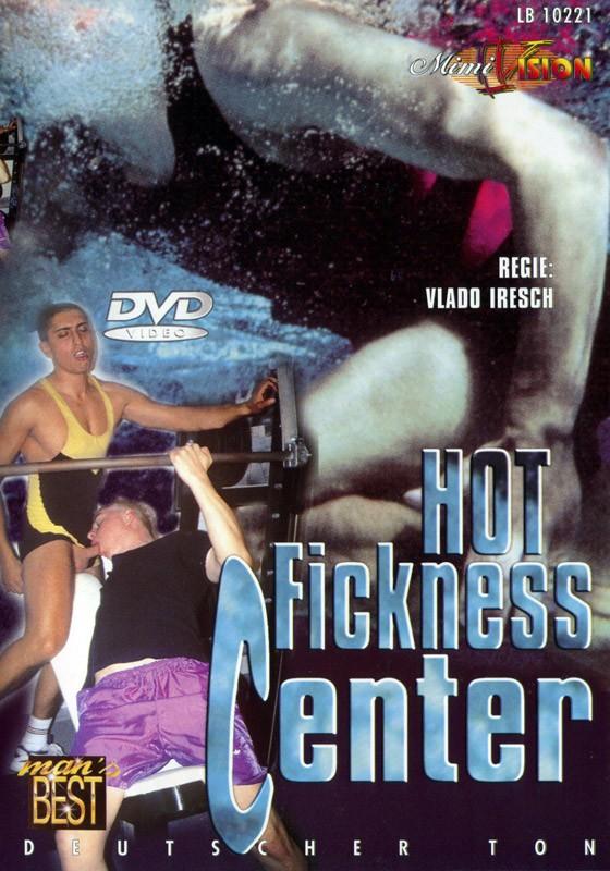 Hot Fickness Center DVD - Front