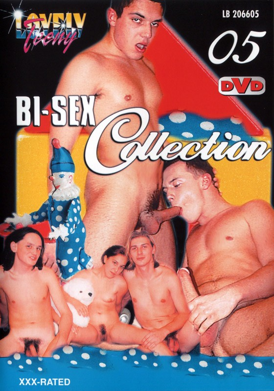 Bi-Sex Collection 5 DVD - Front