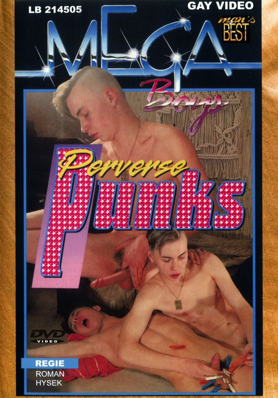 Perverse Punks DVD - Front