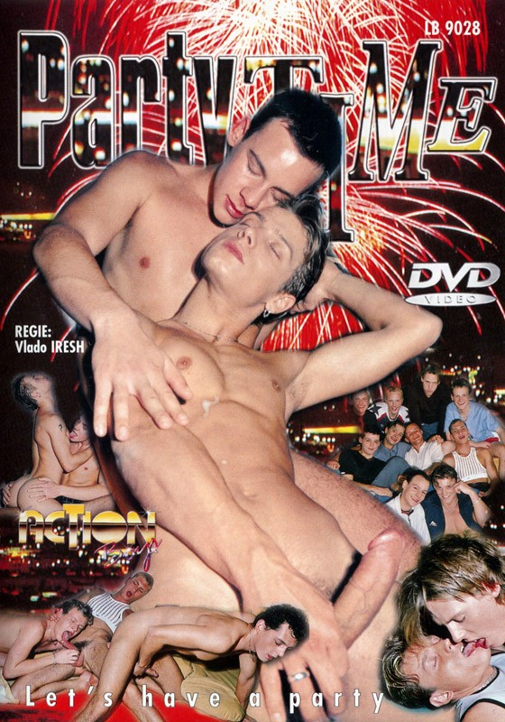 Party Time DVD - Front