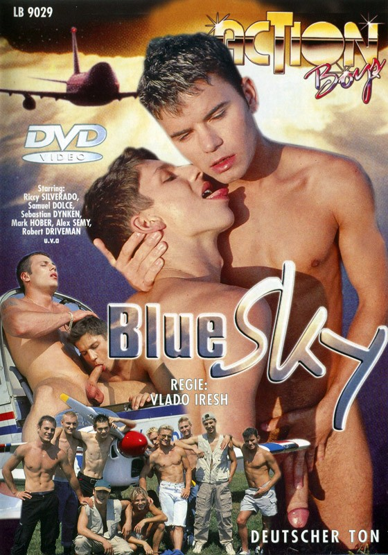 Blue Sky DVD - Front
