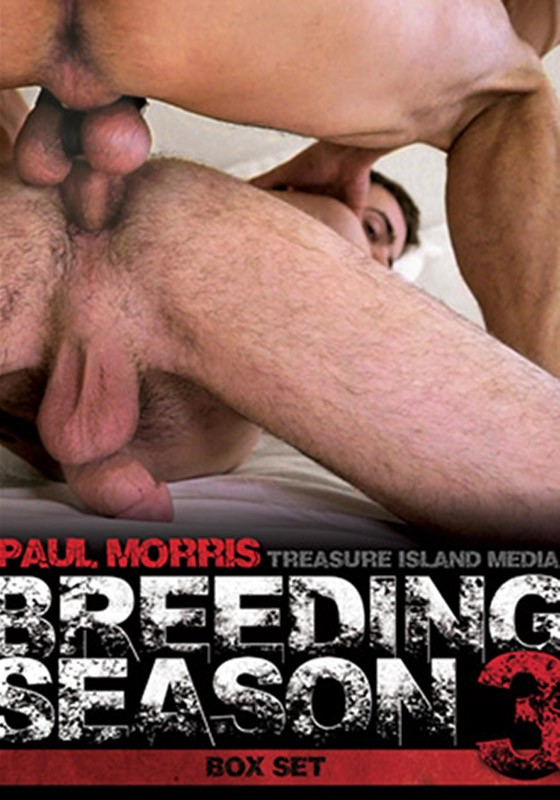 Breeding Season 3 Box Set DVD - Front