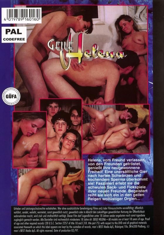 Geile Helena DVD - Back