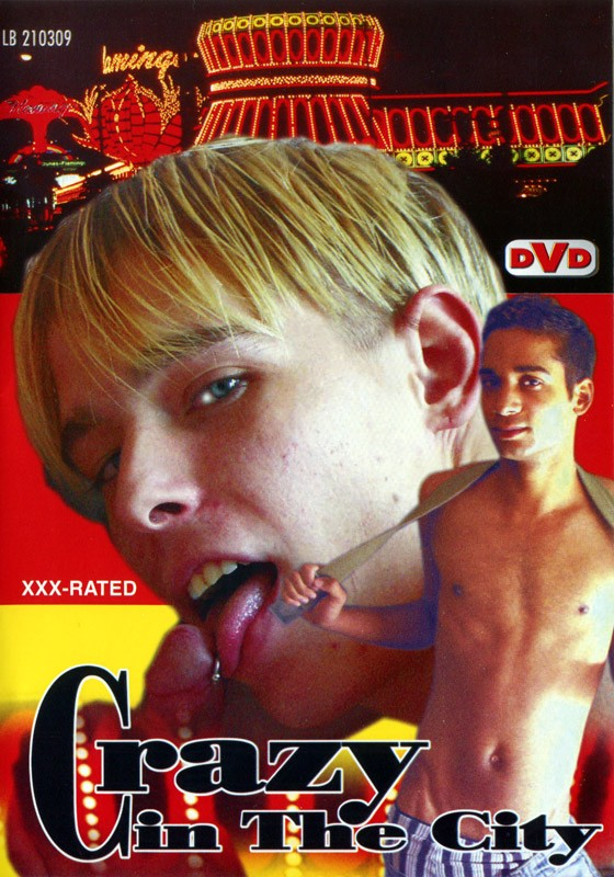 Crazy In The City DVD - Front