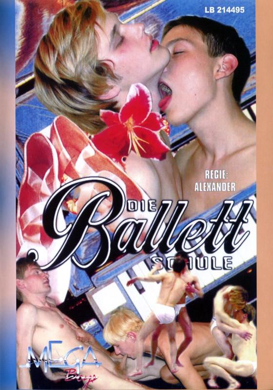 Die ballettschule DVD - Front