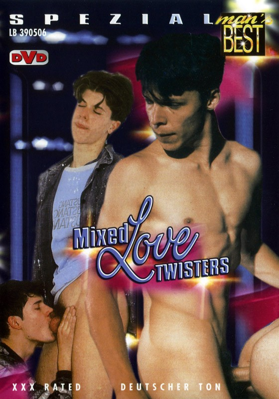 Mixed Love & Twisters DVD - Front