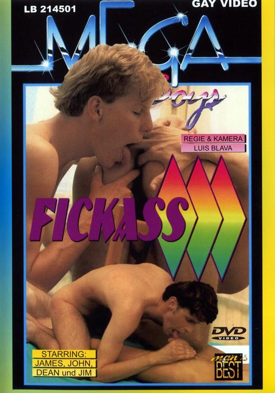 Fickass DVD - Front