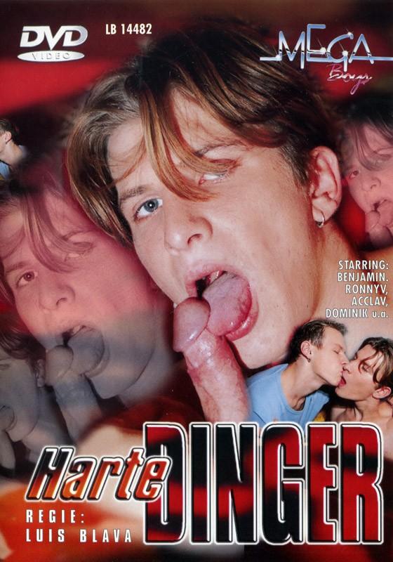 Harte Dinger DVD - Front