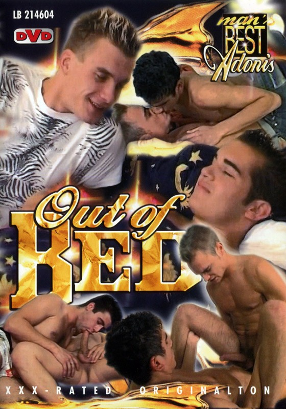 Out Of Bed DVD - Front