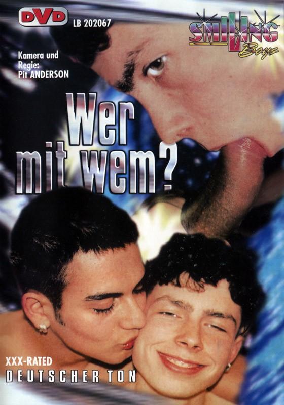 Wer Mit Wem? DVD - Front