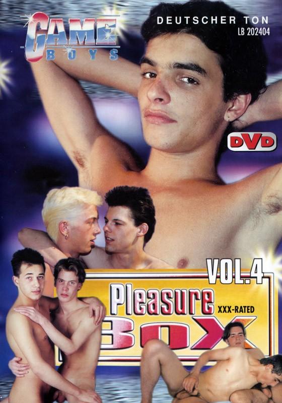 Pleasure Box Vol. 4 DVD - Front