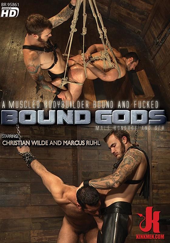 Bound Gods 49 DVD (S) - Front