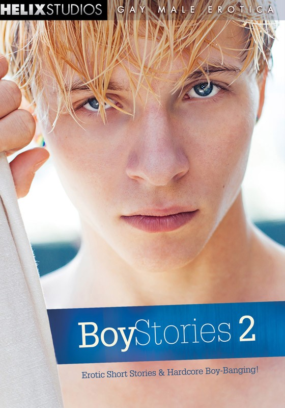 Boy Stories 2 DVD - Front