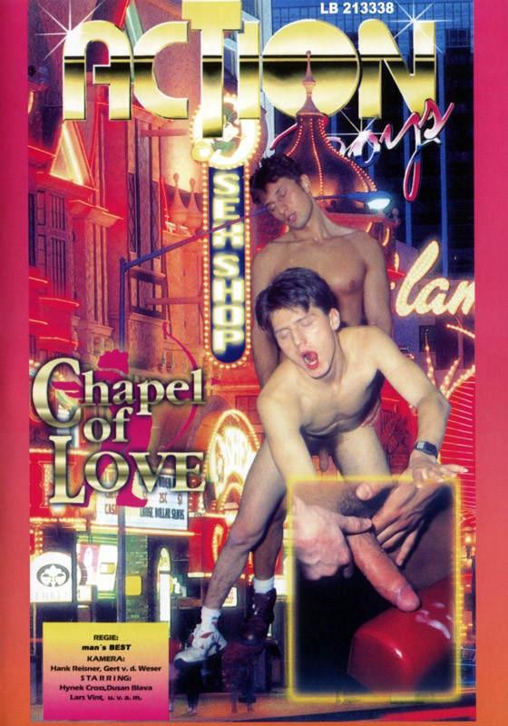 Chapel Of Love DVD - Front