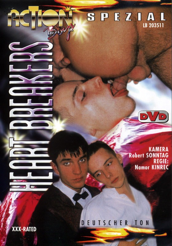 Heart Breakers (Mans Best) DVD - Front