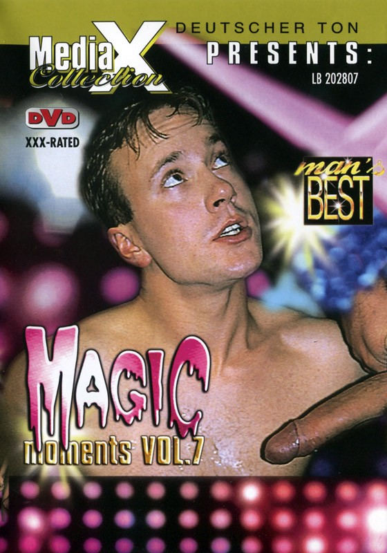 Magic Moments Vol. 7 DVD - Front