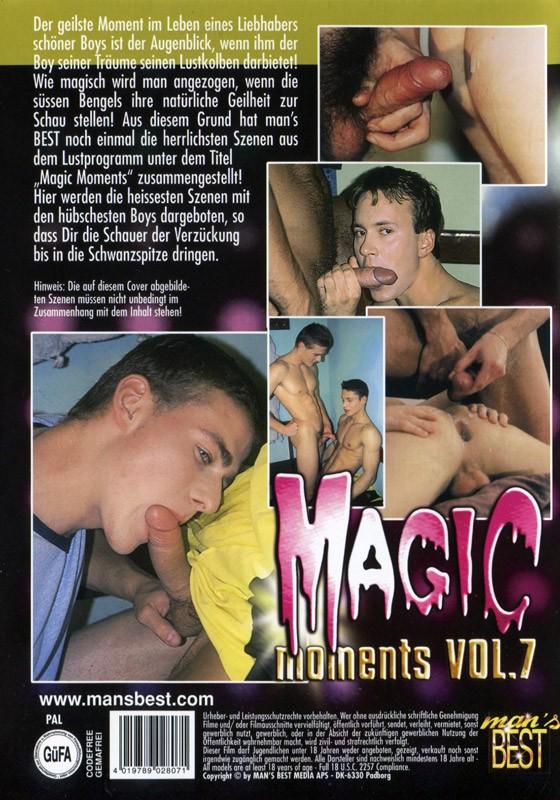 Magic Moments Vol. 7 DVD - Back