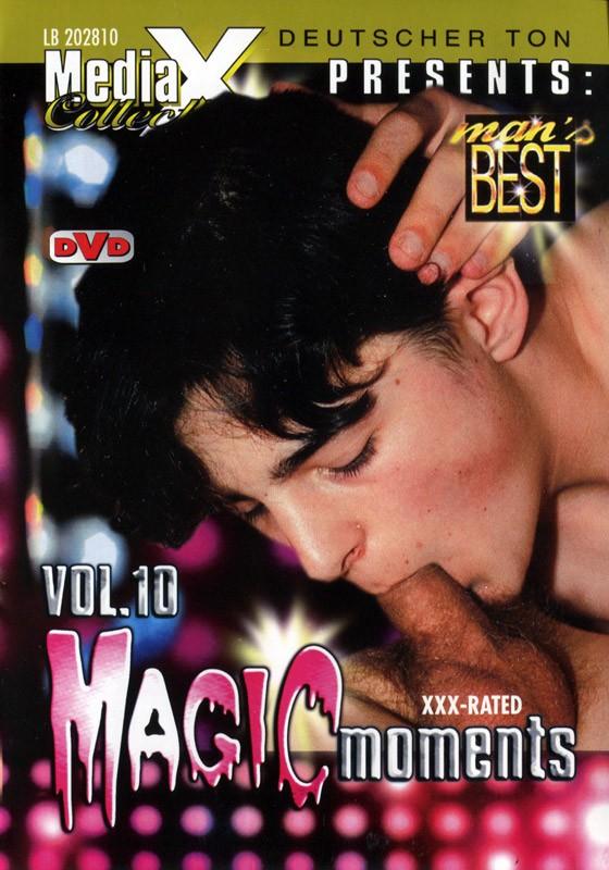 Magic Moments Vol. 10 DVD - Front