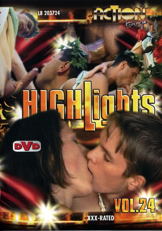 Highlights Vol. 24 DVD - Front