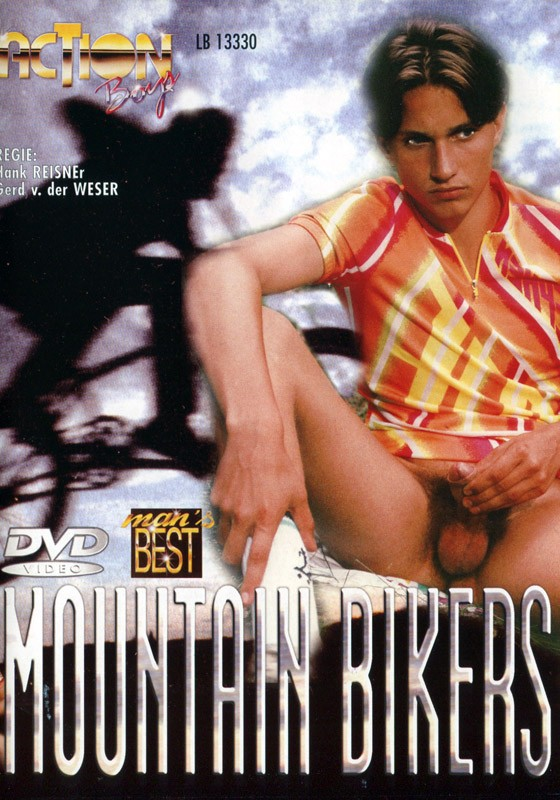 Mountain Bikers DVD - Front