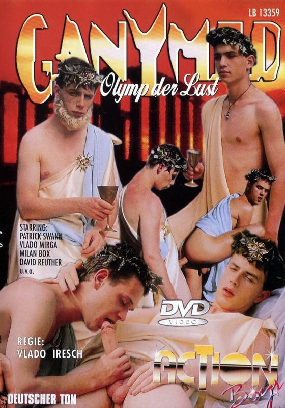 Ganymed - Olymp Der Lust DVD - Front