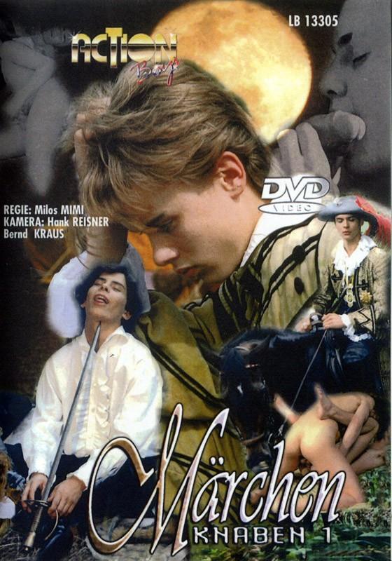 Märchenknaben 1 DVD - Front