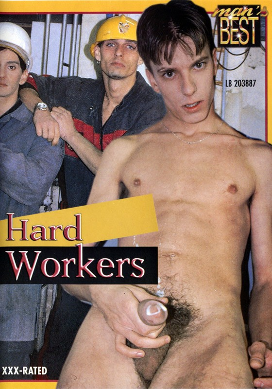 Hard Workers DVD - Front