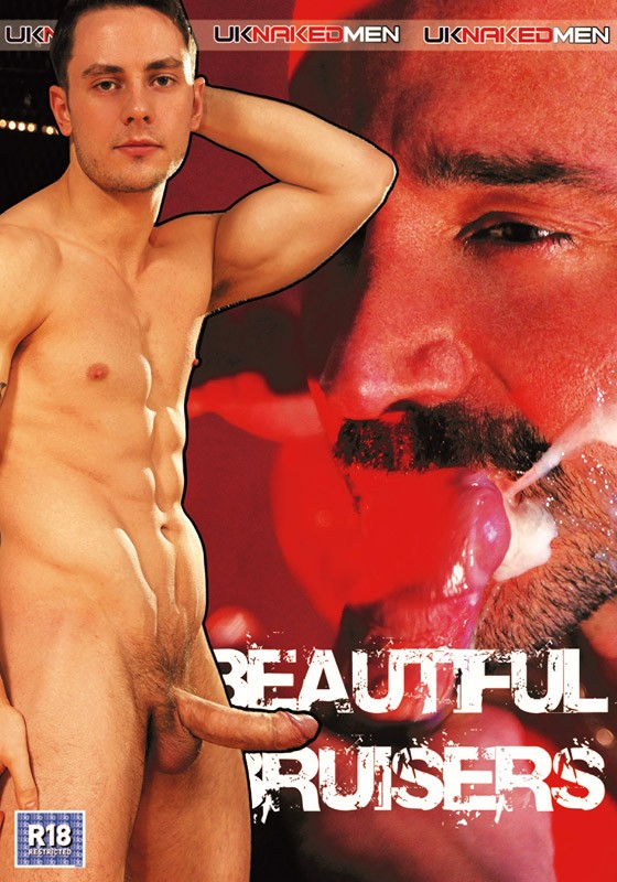 Beautiful Bruisers DVD - Front