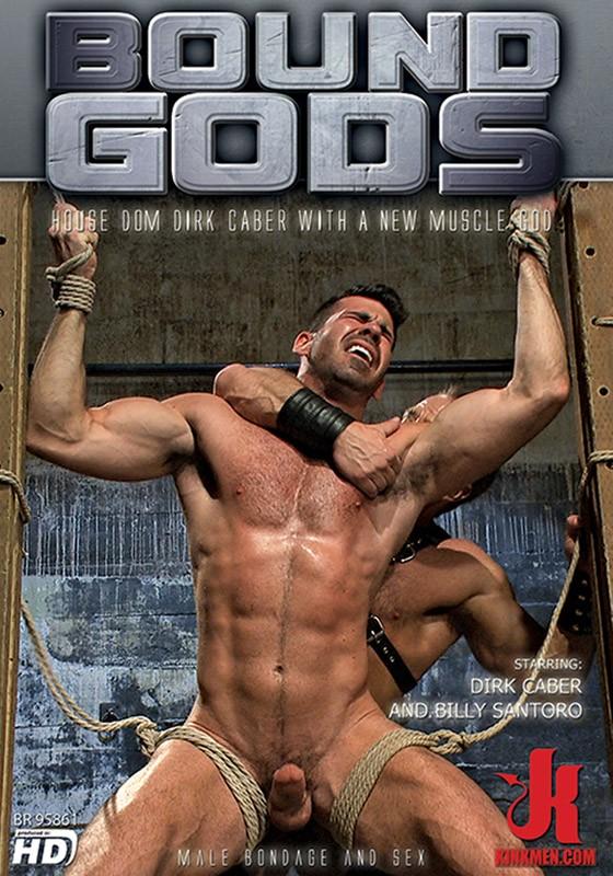 Bound Gods 50 DVD (S) - Front