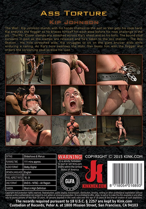 30 Minutes Of Torment 9 DVD (S) - Back