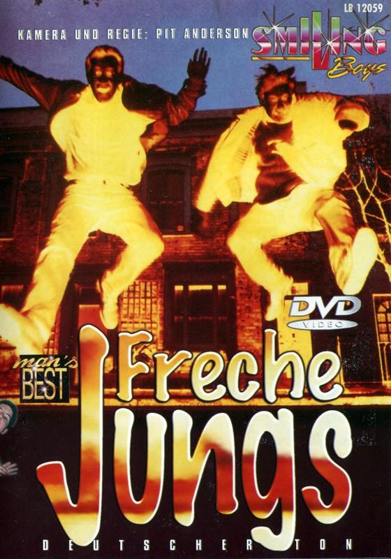Freche Jungs DVD - Front