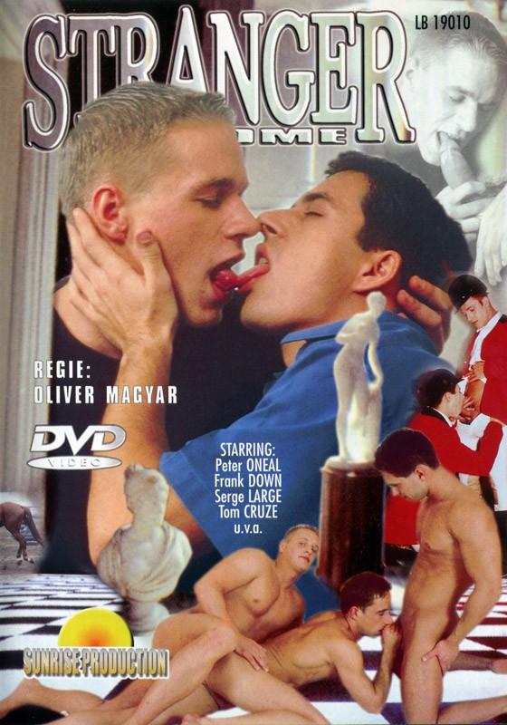 Stranger At Home DVD - Front