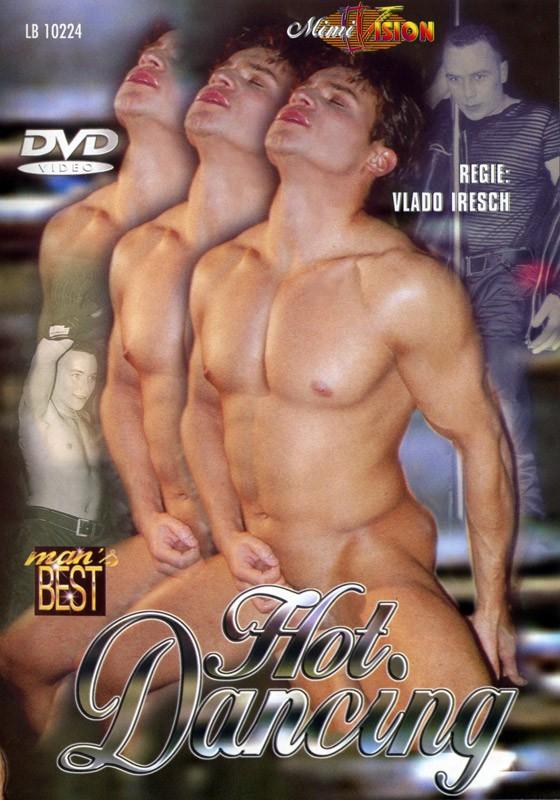 Hot Dancing DVD - Front