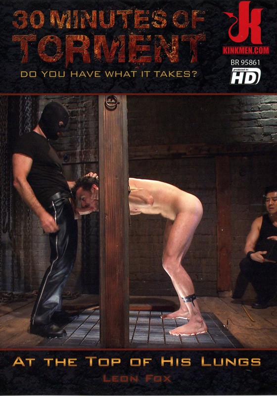 30 Minutes Of Torment 12 DVD (S) - Front