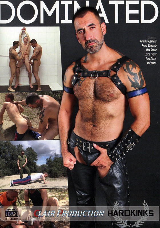Dominated DVD - Front