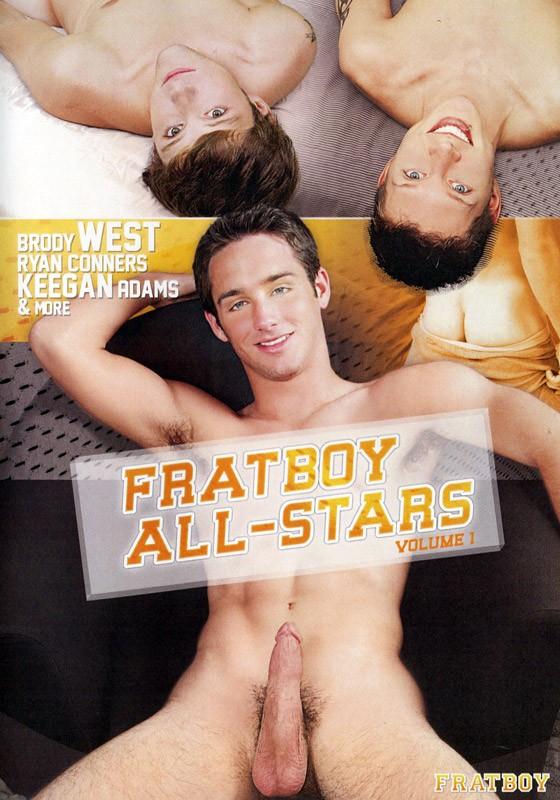 Fratboy All-Stars DVD - Front