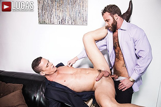 Barebacking Businessmen DVD - Gallery - 001
