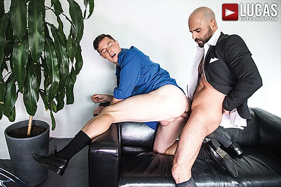 Barebacking Businessmen DVD - Gallery - 005