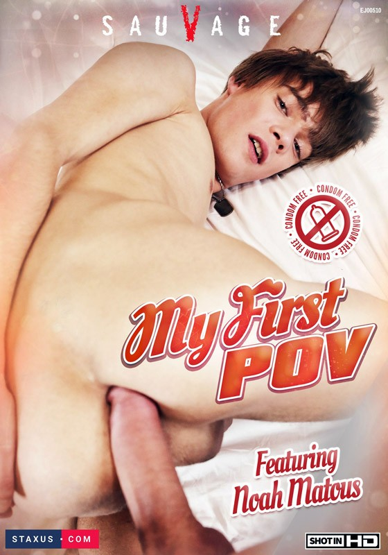 My First POV DVD - Front