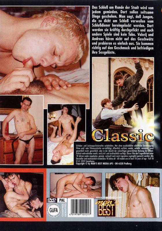 Das Schloss Und Viel Sperma DVD - Back