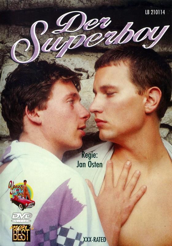 Der Superboy DVD - Front