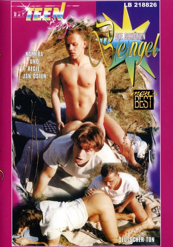 Die Schönen Bengel DVD - Front