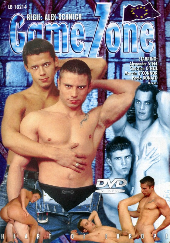 Game Zone DVD - Front
