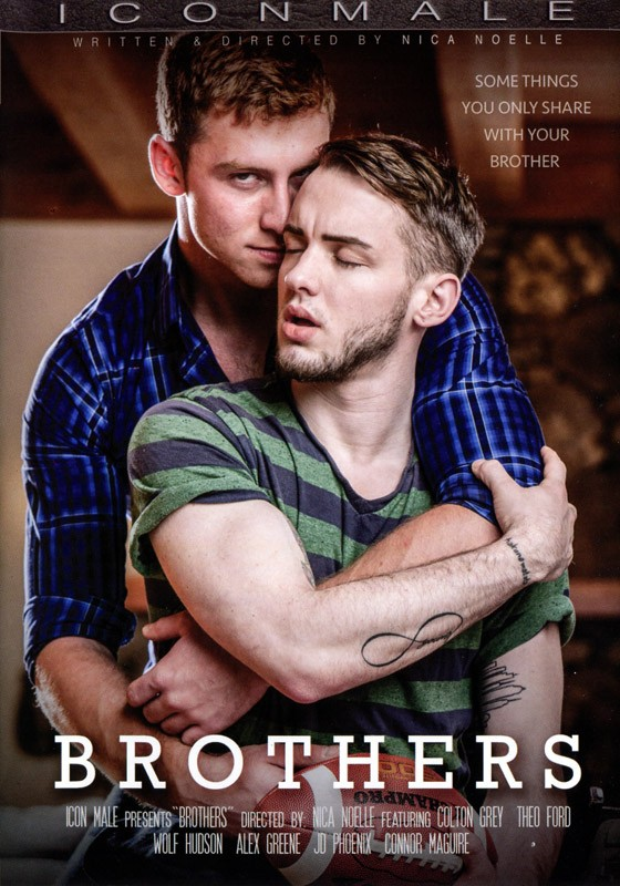 Brothers DVD - Front