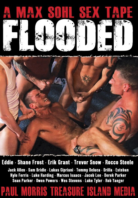 Flooded DVD - Front