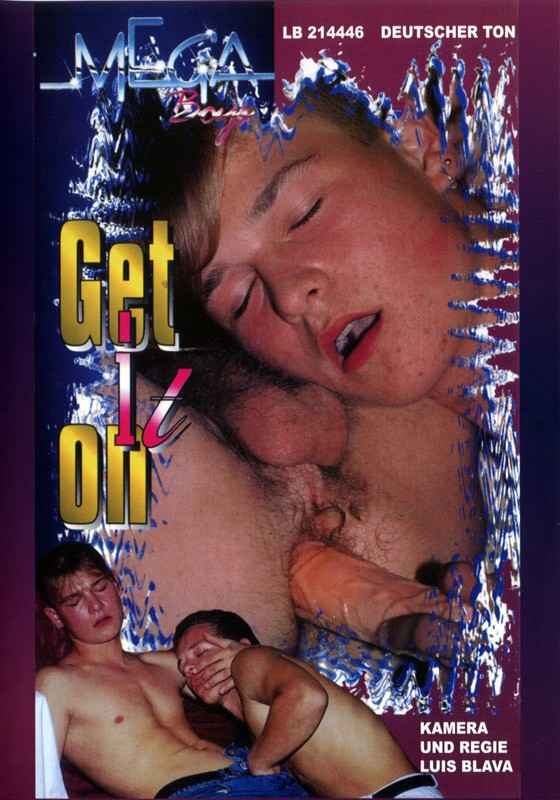 Get It On DVD - Front
