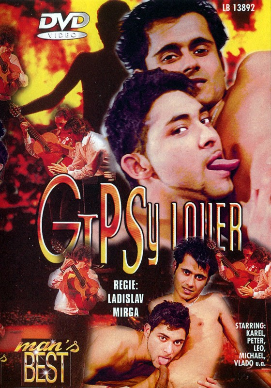 Gipsy Lover DVD - Front