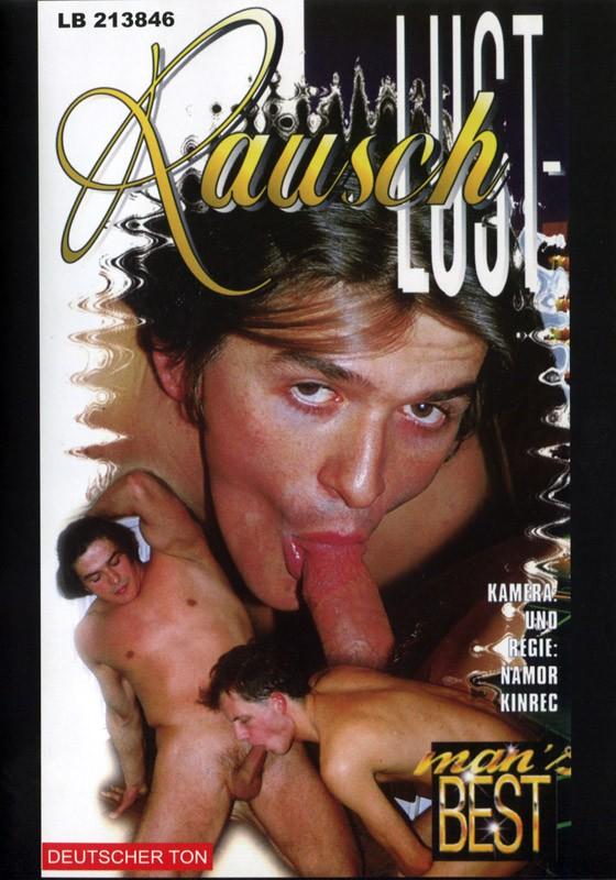 Lust-Rausch DVD - Front
